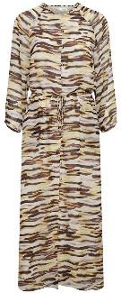 InWear Dress Dita - 36 | watercolor stripes | viscose