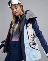 Roxy Pop Snow Wildlife Jacket