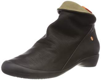 Farah Softinos SMOOTH COMBI Women's Ankle Boots Ankle boots