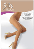 Silks Ultra Sheer To Waist Pantyhose