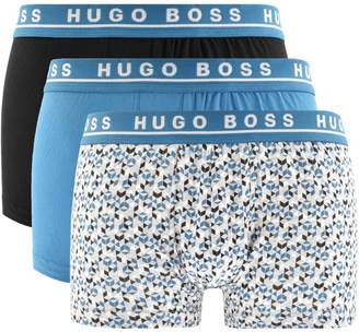 HUGO BOSS Boss Business Underwear Triple Pack Boxer Trunks