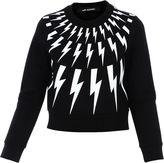 Neil Barrett Lightning Sweatshirt