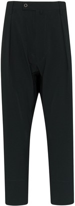 Snow Peak Tapered Cropped Trousers