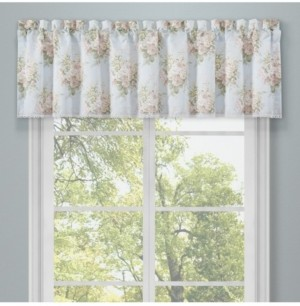 Royal Court Hilary Window Straight Valance Bedding