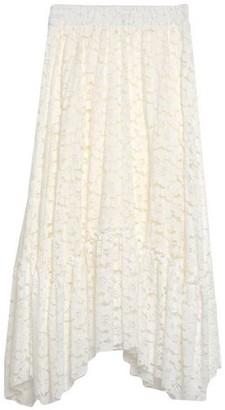 Soallure 3/4 length skirt