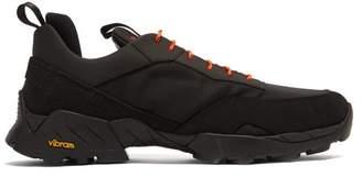 ROA Lace Up Hiking Shoes - Mens - Black