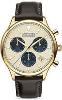 Movado Heritage Calendoplan Chronograph, 43mm
