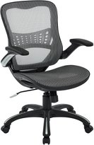 Work Smart 69906-2 Mesh Seat & Back Manager's Chair