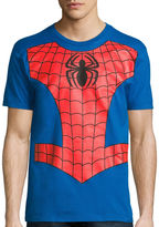 Novelty T-Shirts Short Sleeve Spiderman Graphic T-Shirt