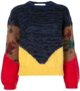 Toga animal print jumper