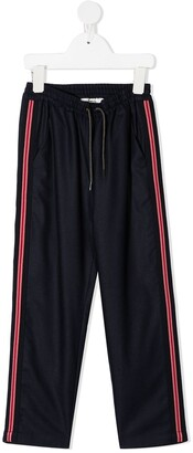 Bonpoint Side Stripe Track Trousers