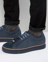 Ted Baker Klaxxn Suede Sneakers