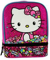 Hello Kitty Drop Bottom Lunch Bag - Pink