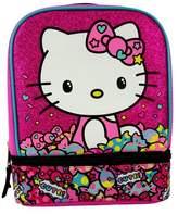 Hello Kitty Drop Bottom Lunch Kit
