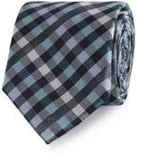 Jeff Banks 7cm Woven Silk Tie