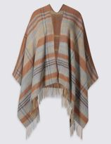 Marks and Spencer Modern Check Wrap