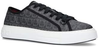 Salvatore Ferragamo Anson Gancini Sneakers