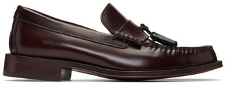 Paul Smith Burgundy Lewin Loafers