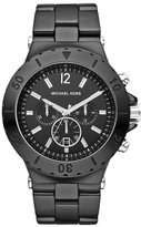 Michael Kors Men's Dylan MK8225 Ceramic Quartz Watch with Dial
