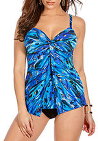 Miraclesuit Animal Magnetism Love Knot Underwire Tankini