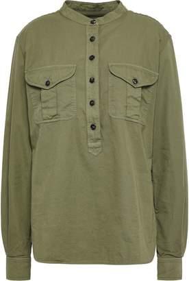 7 For All Mankind Cotton-poplin Shirt