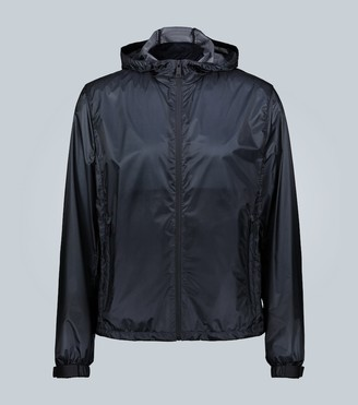 Prada Exclusive to Mytheresa lightweight hooded jacket