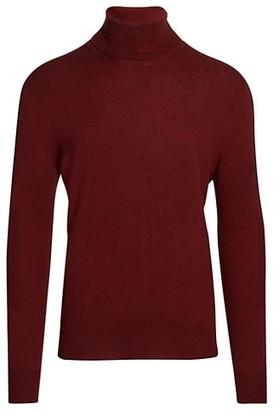 Amiri Wool & Cashmere Turtleneck Sweater