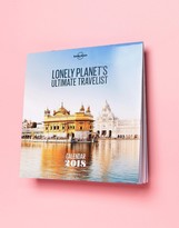 Books Lonely Planet 2018 Calendar