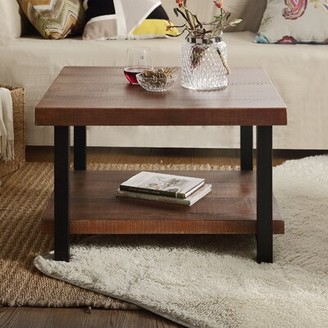 17 Stories Stricklin Coffee Table with Storage