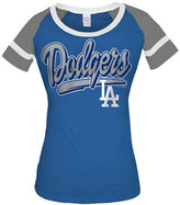 5th & Ocean Women's Los Angeles Dodgers Homerun T-Shirt