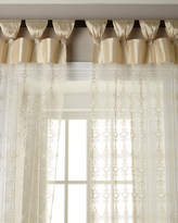 "Sweet Dreams 54""W x 108""L Elizabeth Lace Curtain"