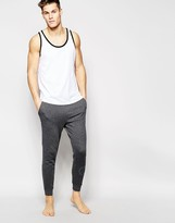 Calvin Klein Utility Cuffed Joggers In Slim Fit