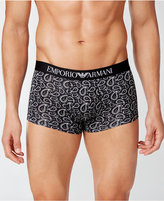 Emporio Armani Men's Pop Art Printed Trunks