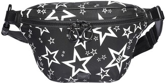 Dolce & Gabbana Star Print Belt Bag