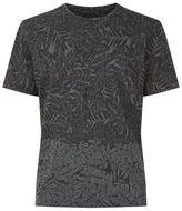 Z Zegna Leaf Print T-shirt