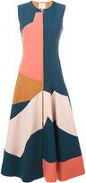 Roksanda Celeste dress - women - Silk/Polyester/Spandex/Elastane - 6