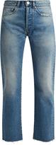 Raey Rip distressed-pocket jeans