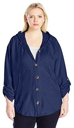 Neon Buddha Women's Plus Size Joleen Jacket