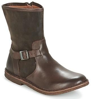 Kickers CREEK women's Mid Boots in Brown
