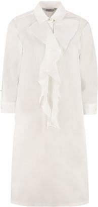Max Mara Cotton Shirt Dress