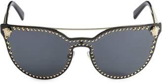 Versace 45MM Cat Eye Sunglasses