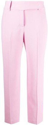 Ermanno Scervino High-Rise Straight Trousers