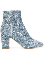 Polly Plume Ally Sparkling sequin boots