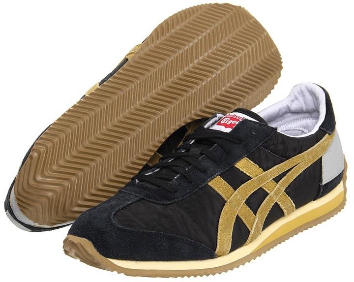 Onitsuka Tiger by Asics California 78 OG VIN (Black/Gold) - Footwear