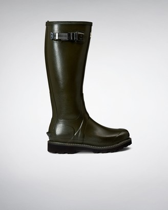 Hunter Women's Balmoral Field Poly-lined Wellington Boots