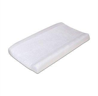 Lolli Living Changing Pad Cover White Jersey
