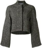 Rosetta Getty wide sleeve cropped jacket