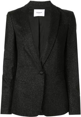 Dondup pin-striped blazer