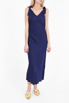 Raquel Allegra Bias Bow Dress
