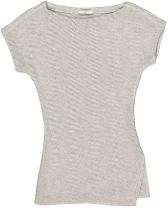 Bouchra Jarrar Grey Wool Knitwear for Women
